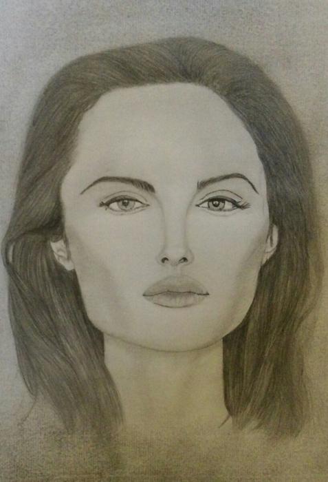 Angelina Jolie by valou50530